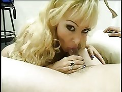 Busty Mature Brittany O'Neil Blowjob