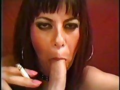 Expressiveness smoking blow pursuit