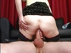 Mature in stockings bottomless gulf anal