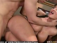 BIG Titty MILF Pitch-dark Wed PORNSTAR LISA ANN SPICES UP Their way RELATI