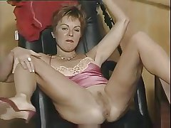 FINE Pain in the neck MATURE WOMAN