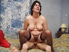 French Hairy Mature