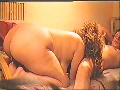 HOMEMADE SEX Flick grown-up amateur couple having game