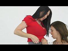 Tara Morgan seduced by twisted stepmom  HD