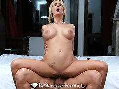 Outpouring cum dripping out of mature girls pussies compilation