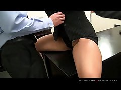 caught hard by his hot boss
