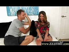 Horny Milf itchy Be worthwhile for Load of shit Fucks Stranger vid-10