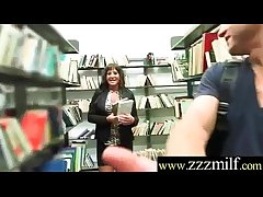 Superb Milf (Brandi Fox) Easy Seduced Increased by Prosperity On Camera clip-10