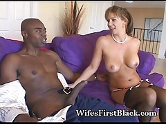Cock Craving Of age Loves Black