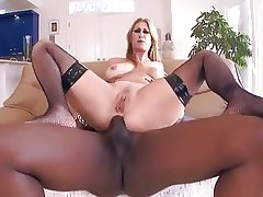 Mature ass fucked hard by big black blarney