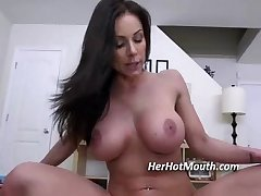 Mature babe with fit ass rides cock