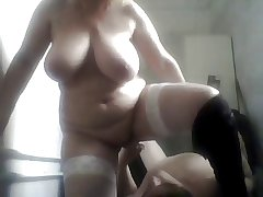 Russian adult mom added to say no to stupid boy! Homemade! Amateur!