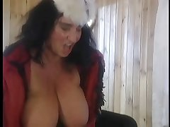 Of age Big Titted Hairy Beast Runs The Fuckshow