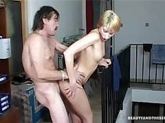 FemaleAgent Born yesterday stud dominated apart from pegging