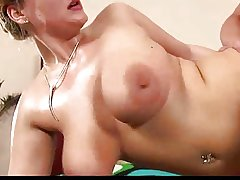 Blonde mature hswf - hot