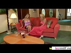 Sex Tape Chapter With Hot Lez Mature Upper classes (Brianna Ray&Kristen Cameron&Tara) vid-30