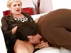Mature woman and boy - 22