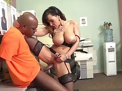 Lisa Ann get fucked off out of one's mind detainee