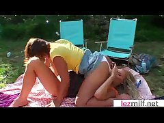 Accidental Sex Between Coupler Of age Lesbians video-20