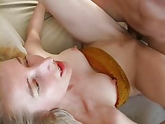 Tall of age blonde has sex there bf close by the conscious of room