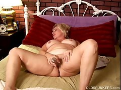 Of age bush-league with big tits