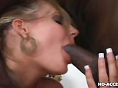 Phoenix Maria fucked unconnected with huge black horseshit