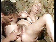 XXX Mature Blonde