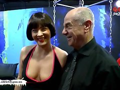 German Guck Girls - Mature coddle Nathalie loves sperm