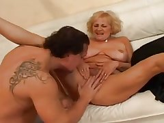 Grown-up Italian MILF Fucked