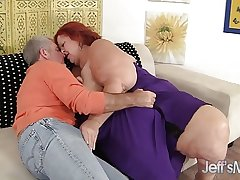 Redhead Adult Sweet Cheeks hardcore sexual intercourse