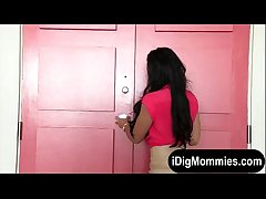 Katt Dylan shared BF encircling gorgeous obese breast milf Rio Lee