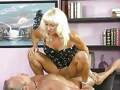 blonde german full-grown