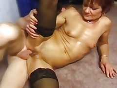 Full-grown woman and boy - 4