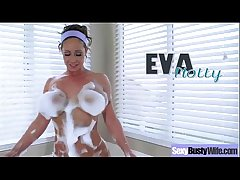 (eva notty) Big Melon Tits Housewife Banged Hardcore video-17