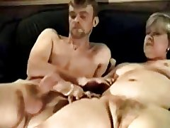 Mature couple lodging sex