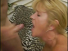 Of age Gentlefolk Together with MILFS FACIALS COMPILATION