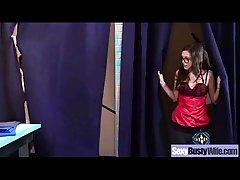 Big Juggs Wife (darling danika) Operate Hardcore Headway Camera video-20