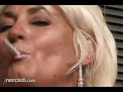 Dana Hayes Foot Ragging Blue-blooded Matured