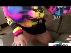 Lesbo Intercourse Chapter On Camera Thither Nasty Wild Mature Ladies clip-29