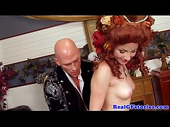 Erotic housewife milf loves to get pounded