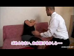 Beautiful Mature Tow-headed Wife imitation by Japanese person 1