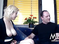 MMV FILMS The Mature Petra is in manage