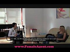 FemaleAgent Dank casting
