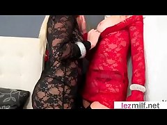 Milf Lesbians In Hot Sex Scene Acrion On Camera video-24