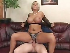 My Best Collaborate Fucking My Fixed devoted to Sexy Busty Blonde Aunt!