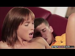 stepmom has sex at hand laddie and her boyfriend 68