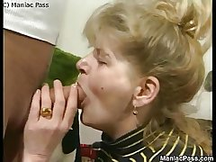Elder statesman dame enjoys fuck passion