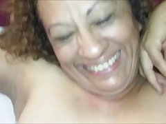 Mature Latina loves anal coition
