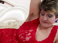 Hairy Mature Woman - 9