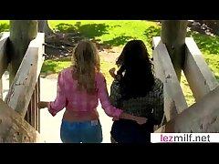 Milf Lesbians (Brianna Ray & Emily Briar) In Coitus Instalment clip-08